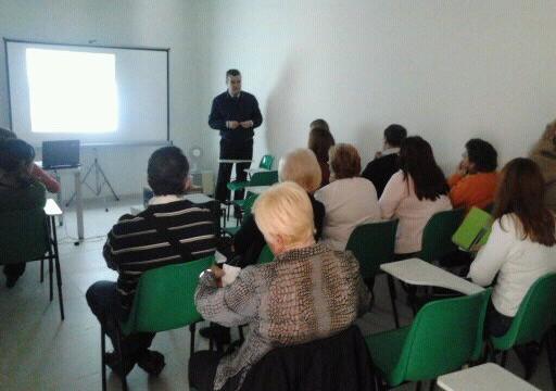 Aula - Clase - Alzheimer Malaga