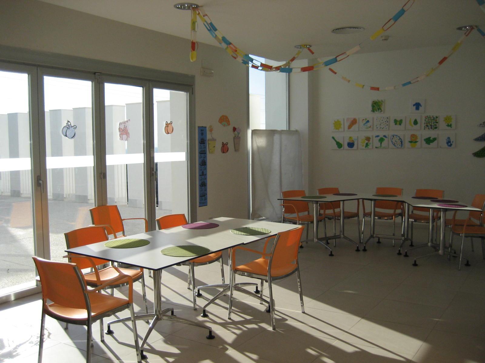 Aula talleres - Alzheimer Malaga