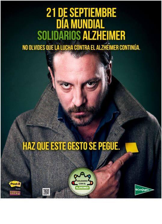 Solidarios con el Alzheimer