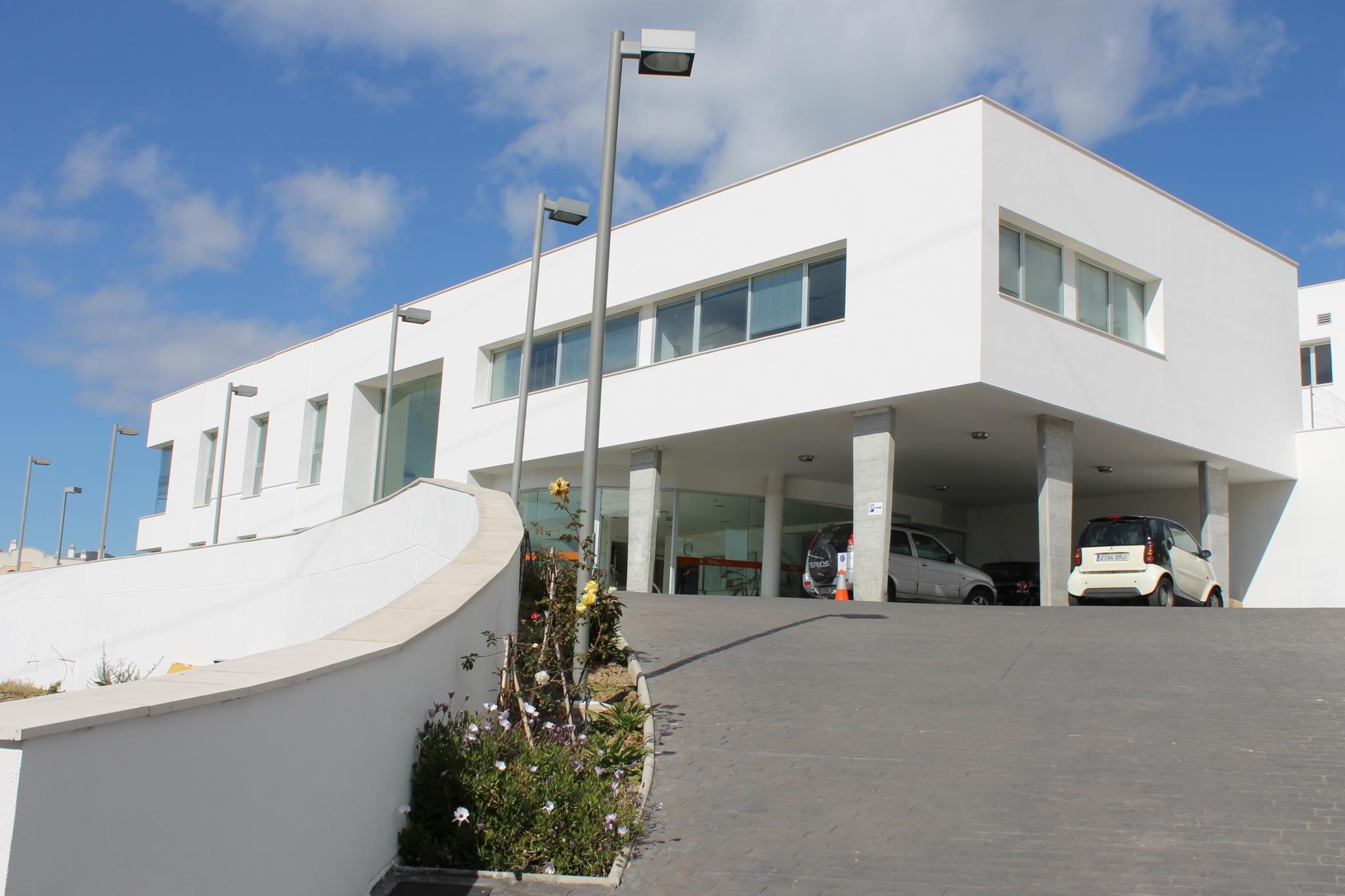 Unidad de Estancia Diurna de usuarios de la Asociación Alzheimer Málaga