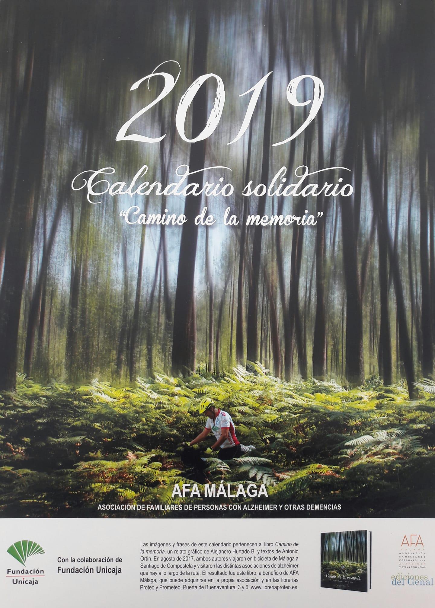 Calendario Unicaja.Afa Malaga Ya Puedes Adquirir El Calendario Solidario 2019 A